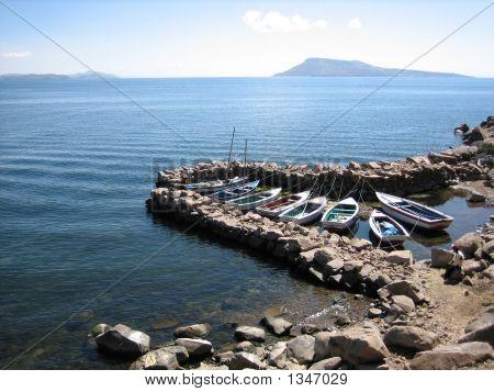 Lake Titicaca, Per