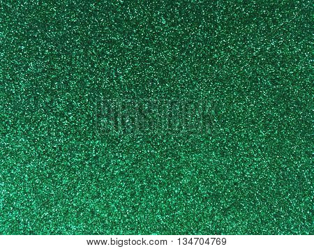 green glitter texture christmas - abstract background