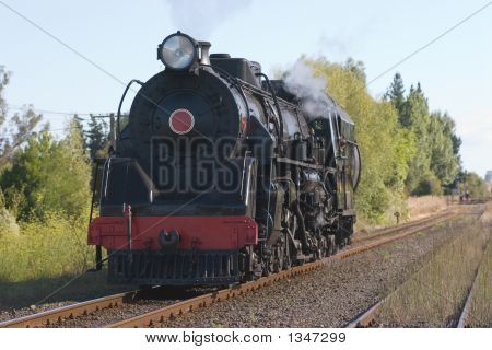 Steam Train 02