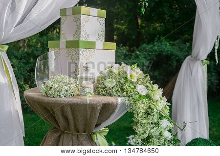 wedding gift for guest table marriage, celebration