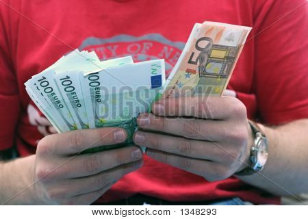 Man Give A Money