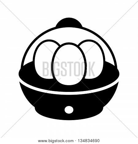 Electric egg boiler ( shade picture )