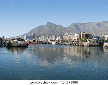 This Is The Victoria And Alfred Waterfront, Cape Town South Africa 70