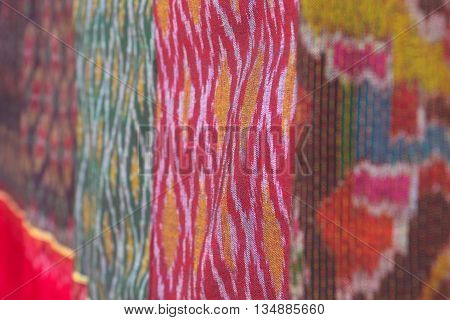 Abstract Fabric texture background Fabric texture canvas