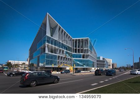 Conference Center Building In Palma