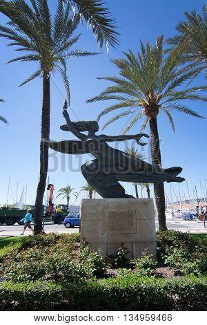 Spirit Of The Islands Sculpture