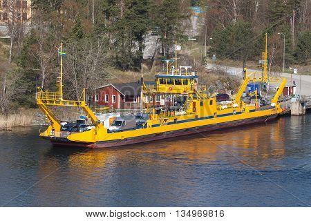 Fragancia By Sta Road Ferries, Sweden