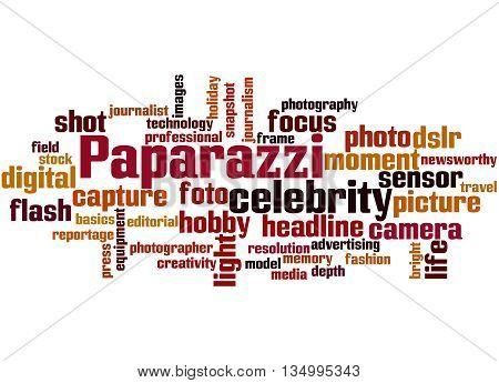 Paparazzi, Word Cloud Concept 3