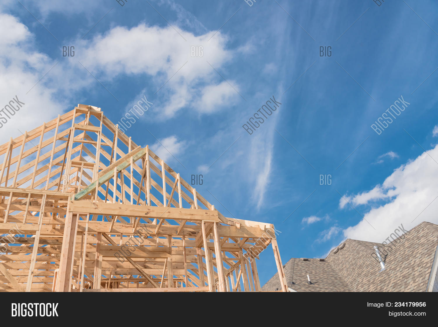 Close- New Build Image & Photo (Free Trial) | Bigstock