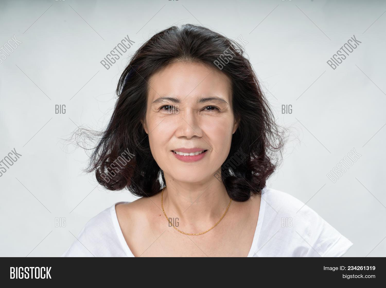 Hair mature photo style