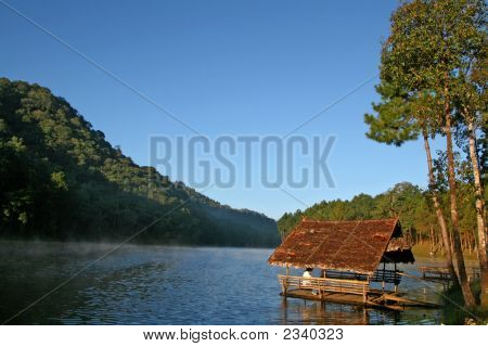 The Lake Hut