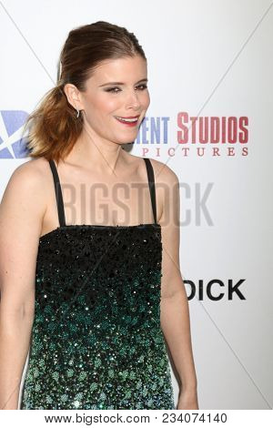 LOS ANGELES - MAR 28:  Kate Mara at the