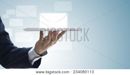 Business Information Update Via Email Notification