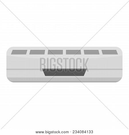 Conditioning System Icon. Flat Illustration Of Conditioning System Vector Icon For Web
