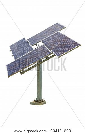 Solar Panels, Solar Power Energy, Renewable Energy