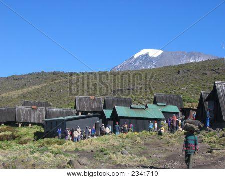 Kilimanjaro Homboro Hut