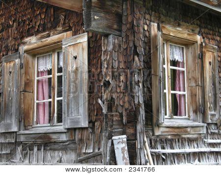 Windows On Alpine Hut