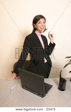 Office Woman