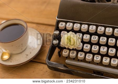 Writing In Spring Concept