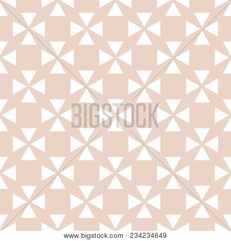 Tile Pastel Vector Pattern Or Seamless Decoration Wallpaper