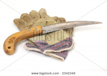 Sew On Working Gloves