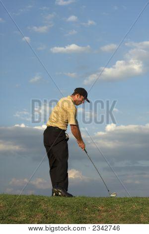 Golfer - Man