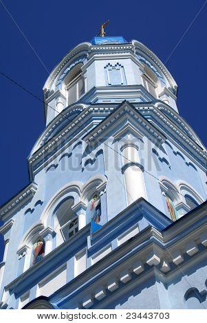 Old orthodox church. Crimea. Ukraine