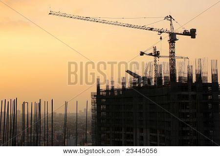 Desarrollo urbano Makati City Manila