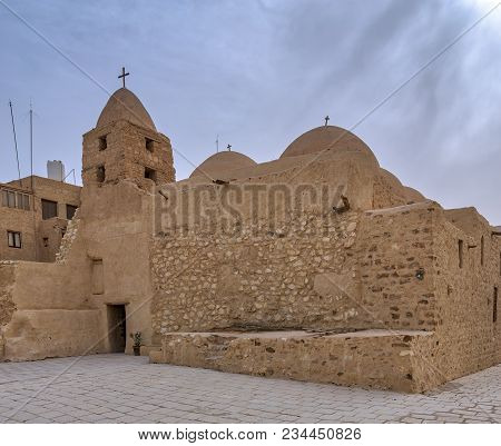 Church Of St. Michael, Monastery Of Saint Paul The Anchorite (monastery Of The Tigers), Dates To The