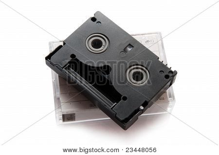 Videocassette Standard Minidv