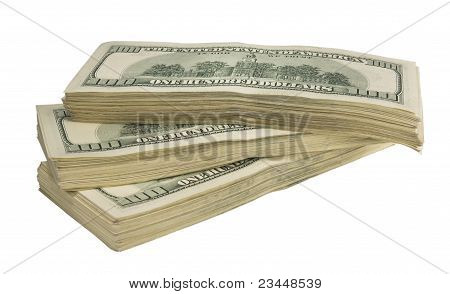 Stack of Group Money