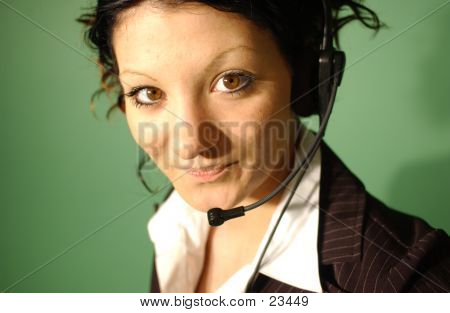 Working With Headset