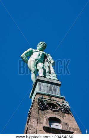Herkules Statue in Kassel