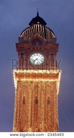 Clock Tower Sultan Abdul Samad Malaysia