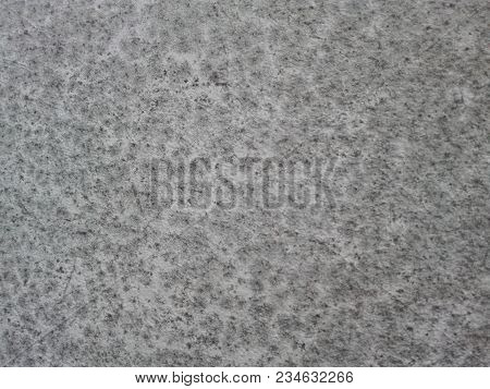 Mold (mildew) And Fungus On White Wall: Kind Of Mold Form Of Spots Or Dots Black Color, Fungus Spore