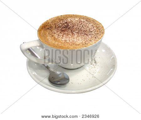 Delicious Coffee Cappuccino