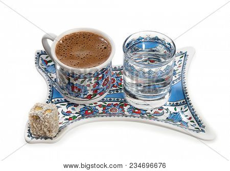 Strong Coffee and Turkish Delight