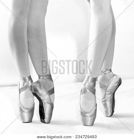 Ballet Shoes Also Called Ballet Slippers, Is A Lightweight Shoe Designed Specifically For Ballet Dan