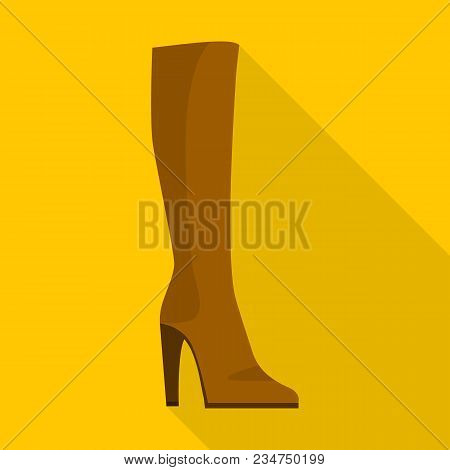 Pair Of Boot Icon. Flat Illustration Of Pair Of Boot Vector Icon For Web