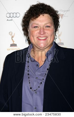 LOS ANGELES - SEP 16:  Dot Marie Jones 63rd Primetime Emmy Awards PERFORMERS NOMINEE RECEPTION at SPECTRA by Wolfgang Puck on September 16, 2011 in Los Angeles, CA