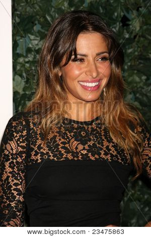 LOS ANGELES - SEP 16:  Sarah Shahi 63rd Primetime Emmy Awards PERFORMERS NOMINEE RECEPTION at SPECTRA by Wolfgang Puck on September 16, 2011 in Los Angeles, CA