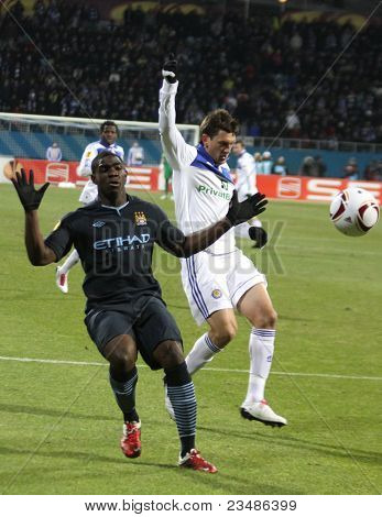 Dynamo Kyiv Vs Manchester City