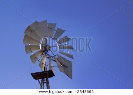 Farm Wind Mill