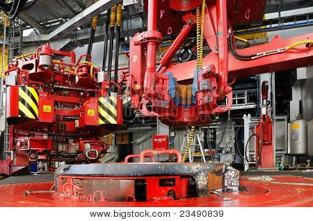 rig floor