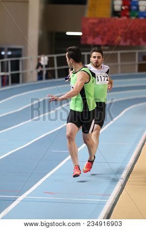 Turkish Athletic Federation Indoor Athletics Record Attempt Races
