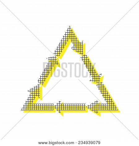 Plastic Recycling Vector Photo Free Trial Bigstock