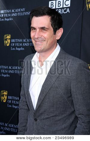 LOS ANGELES - SEP 17:  Ty Burrell arrives at the 9th Annual BAFTA Los Angeles TV Tea Party. at L'Ermitage Beverly Hills Hotel on September 17, 2011 in Beverly Hills, CA