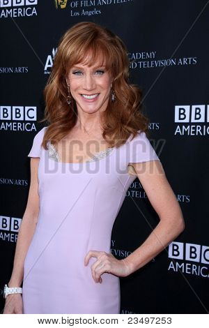LOS ANGELES - SEP 17:  Kathy Griffin arrives at the 9th Annual BAFTA Los Angeles TV Tea Party. at L'Ermitage Beverly Hills Hotel on September 17, 2011 in Beverly Hills, CA