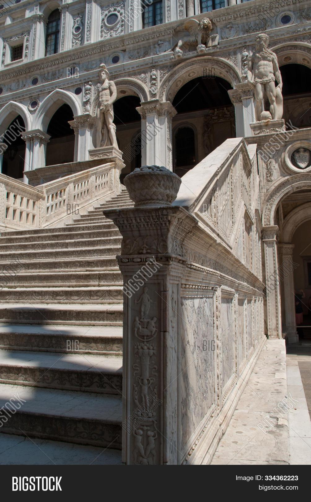 Venice Italy Doge S Image Photo Free Trial Bigstock