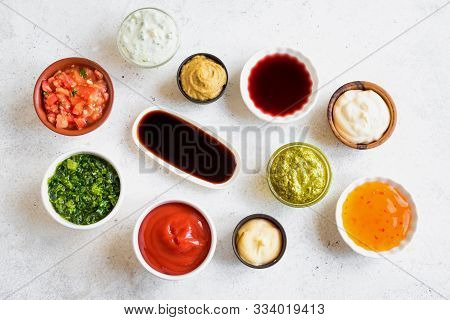 Sauces Assortment